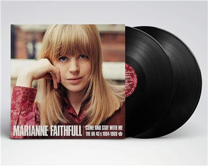 Marianne Faithfull - Come And Stay With Me: The Uk 45S 1964-1969 (2 LPs)