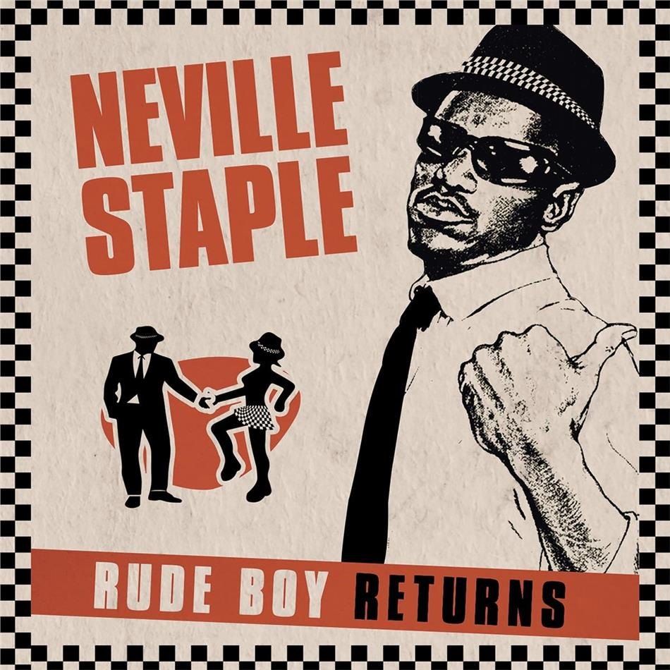 Neville Staple - Rude Boy Returns (2020 Reissue, Deluxe Edition, CD + DVD)