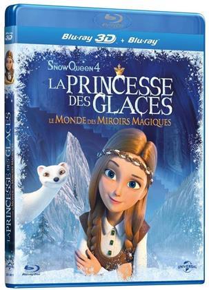 La Princesse des Glaces - Le Monde des Miroirs Magiques (2018) (Blu-ray 3D + Blu-ray)