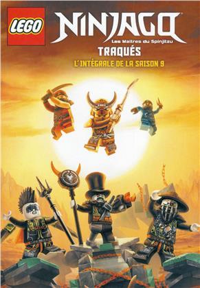 LEGO Ninjago: Les maîtres du Spinjitzu - Traqués - Saison 9 (2 DVDs)