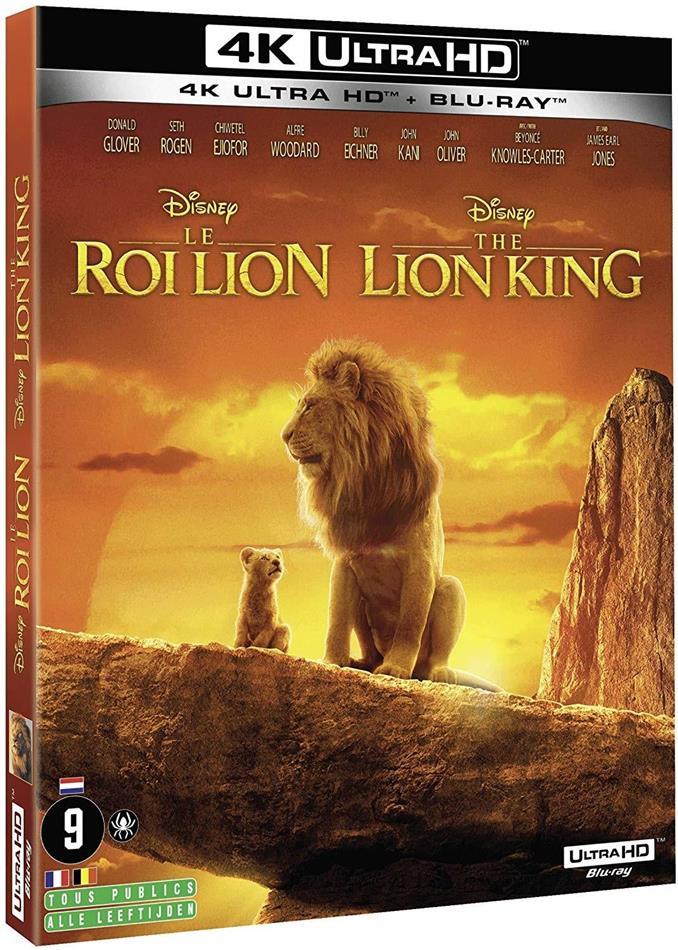 Le Roi Lion (2019) (4K Ultra HD + Blu-ray)