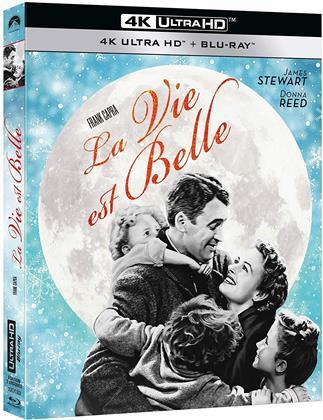 La vie est belle (1946) (4K Ultra HD + Blu-ray)