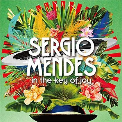 Sergio Mendes - In The Key Of Joy (Japan Edition)