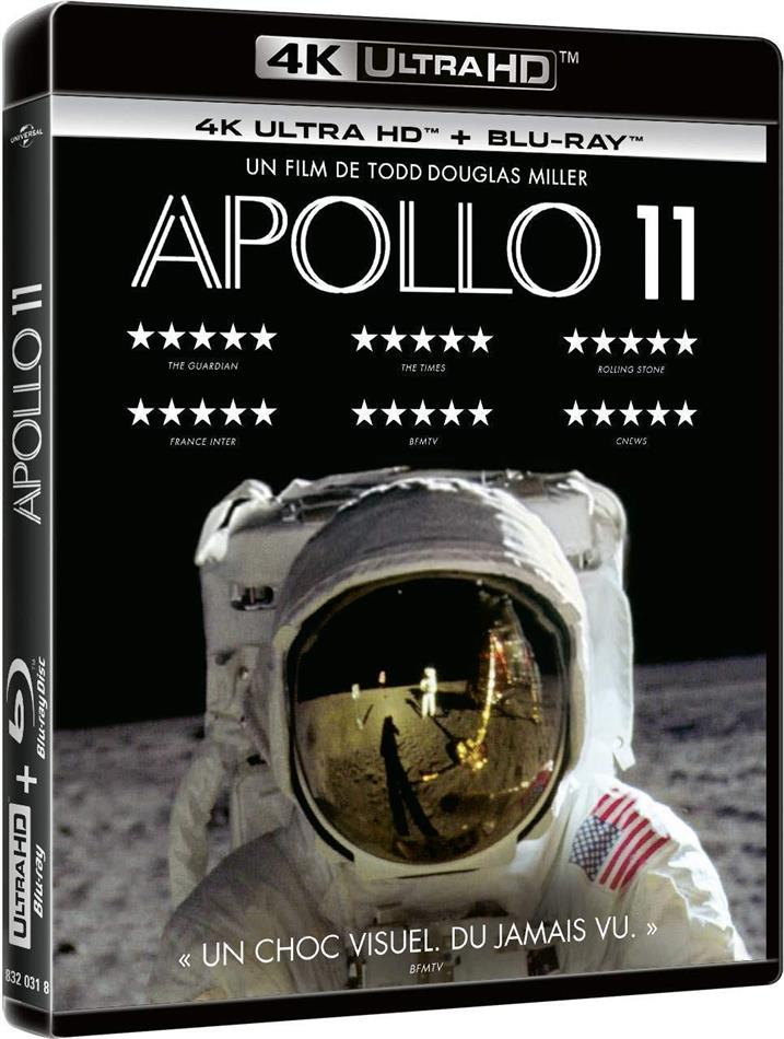 Apollo 11 (2019) (4K Ultra HD + Blu-ray)