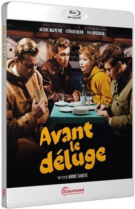 Avant le déluge (1954) (s/w)