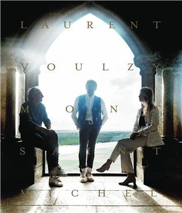 Laurent Voulzy - Mont-Saint-Michel (2 CDs + Blu-ray)