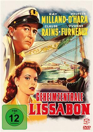 Geheimzentrale Lissabon (1956) (Filmjuwelen)