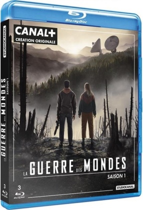La Guerre des Mondes - Saison 1 (3 Blu-ray)