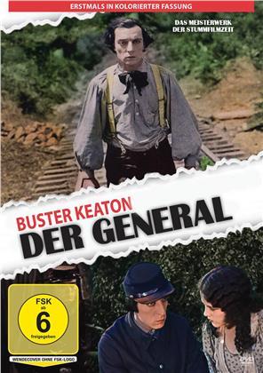 Der General - Kolorierte Fassung (1927)