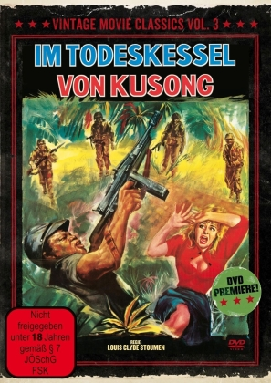 Im Todeskessel von Kusong - Vintage Movie Classics Vol. 03 (1958) (Limited Edition)