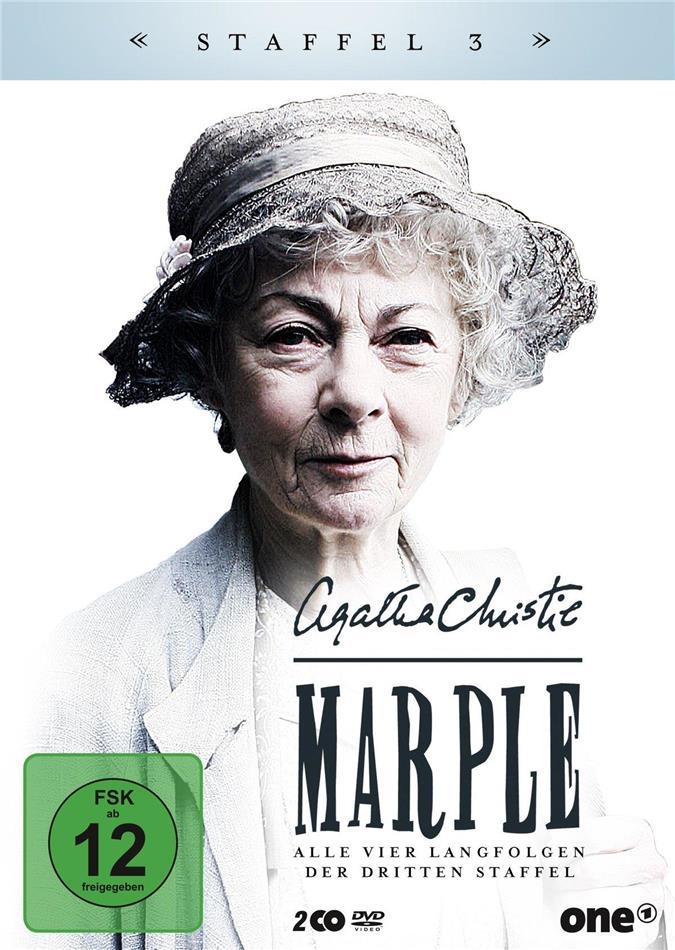 Agatha Christie: Marple - Staffel 3 (2 DVDs)