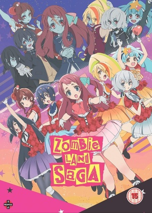 Zombie Land Saga - Season 1 (2 DVDs)