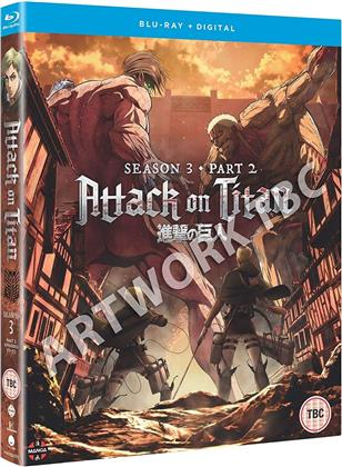 Attack On Titan - Season 3 Part 2