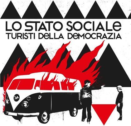 Lo Stato Sociale - Turisti Della Democrazia (Deluxe Edition, 2 LPs)