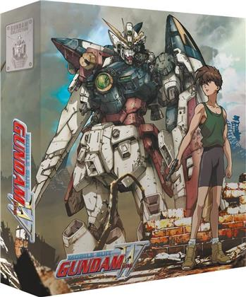 Mobile Suit Gundam Wing - Partie 1 (Édition Collector, 2 Blu-ray)