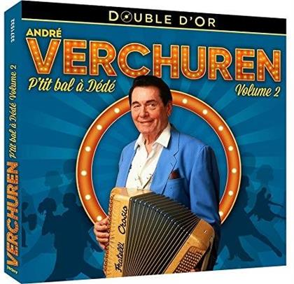 Andre Verchuren - Double d'or - vol 2 (2 CDs)