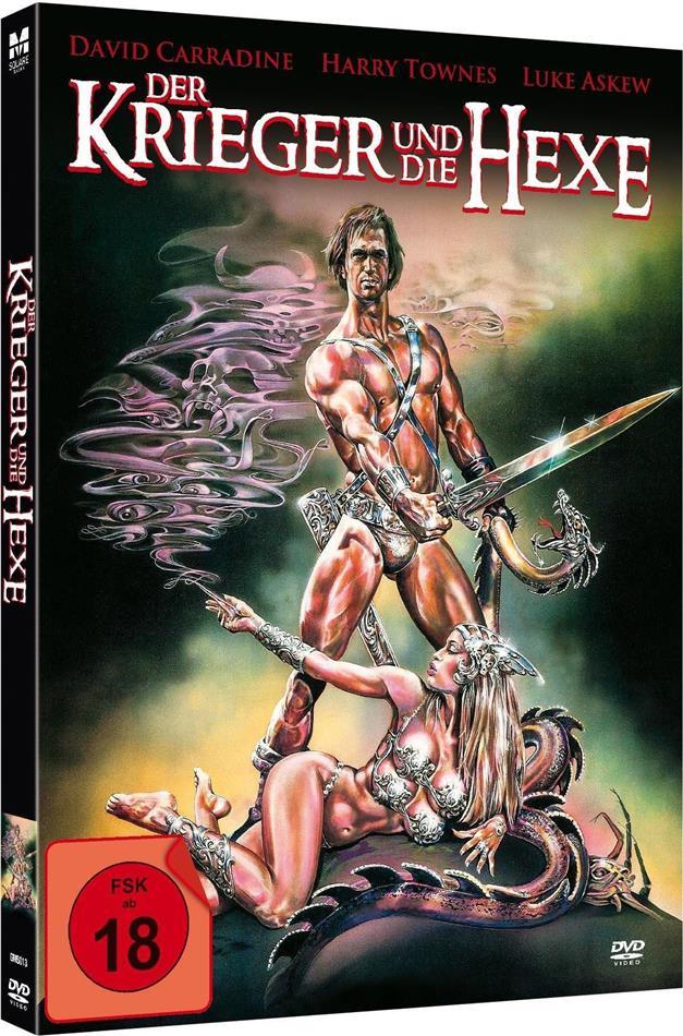 Der Krieger und die Hexe (1984) (Limited Edition, Mediabook, Uncut)
