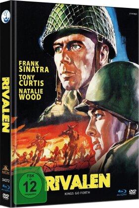 Rivalen (1958) (Limited Edition, Mediabook, Blu-ray + DVD)