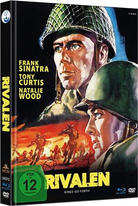 Rivalen (1958) (Limited Edition, Mediabook, Blu-ray + DVD)