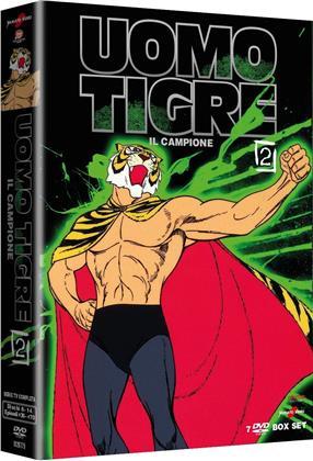 Uomo Tigre - Il campione - Vol. 2 (Neuauflage, 7 DVDs)