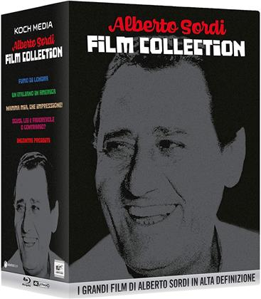 Alberto Sordi Film Collection (5 4K Ultra HDs + 5 Blu-rays)