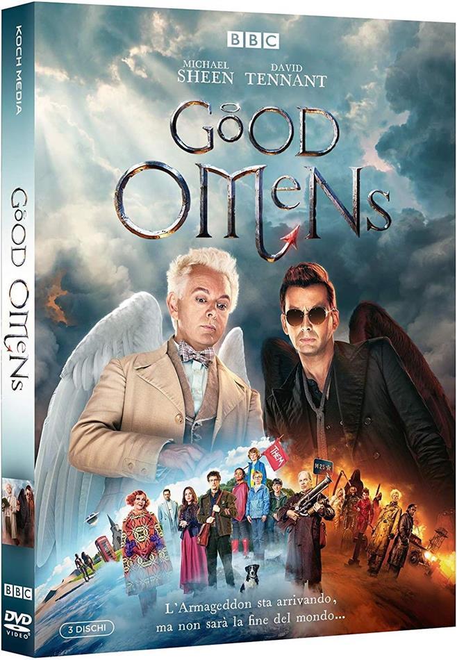 Good Omens (BBC, 3 DVDs)