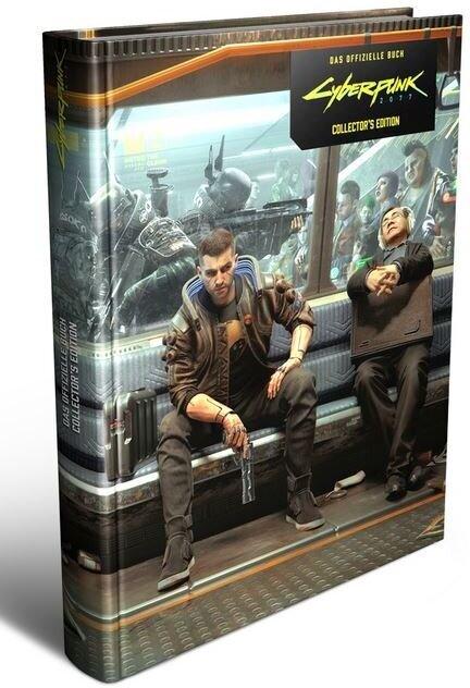 Cyberpunk 2077 - Das offizielle Buch (Collector's Edition)