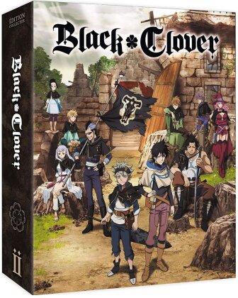 Black Clover - Saison 1 - Box 2/2 (4 Blu-rays)