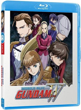 Mobile Suit Gundam Wing - Partie 2 (3 Blu-ray)
