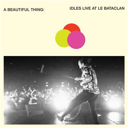 Idles - Beautiful Thing: Idles Live At Le Bataclan (2 CDs)
