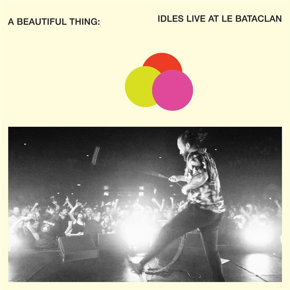 Idles - Beautiful Thing: Idles Live At Le Bataclan (2 CDs)