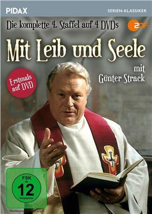 Mit Leib und Seele - Staffel 4 (Pidax Serien-Klassiker, 4 DVDs)