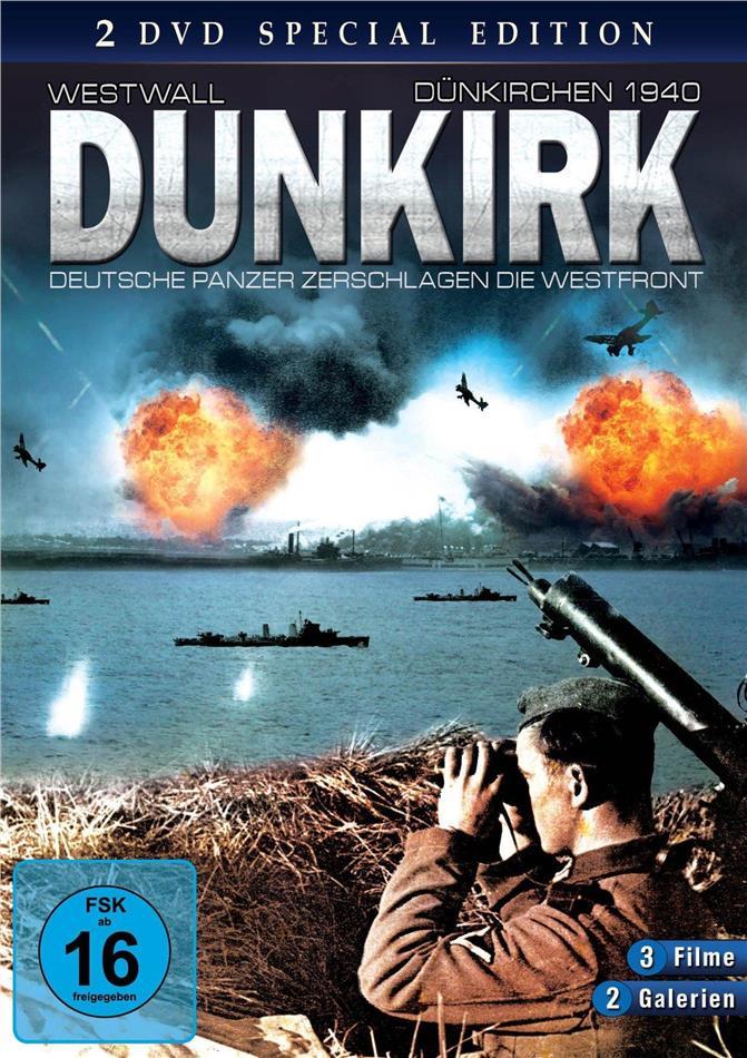 Dunkirk - Westwall / Dünkirchen 1940 (2 DVDs)
