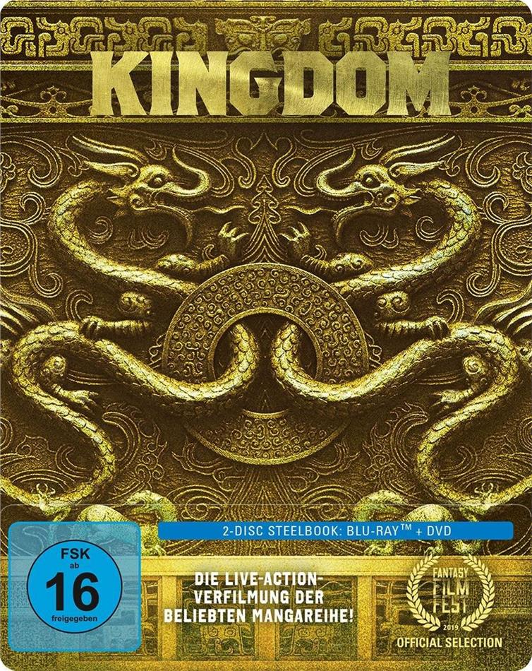 Kingdom (2019) (Limited Edition, Steelbook)