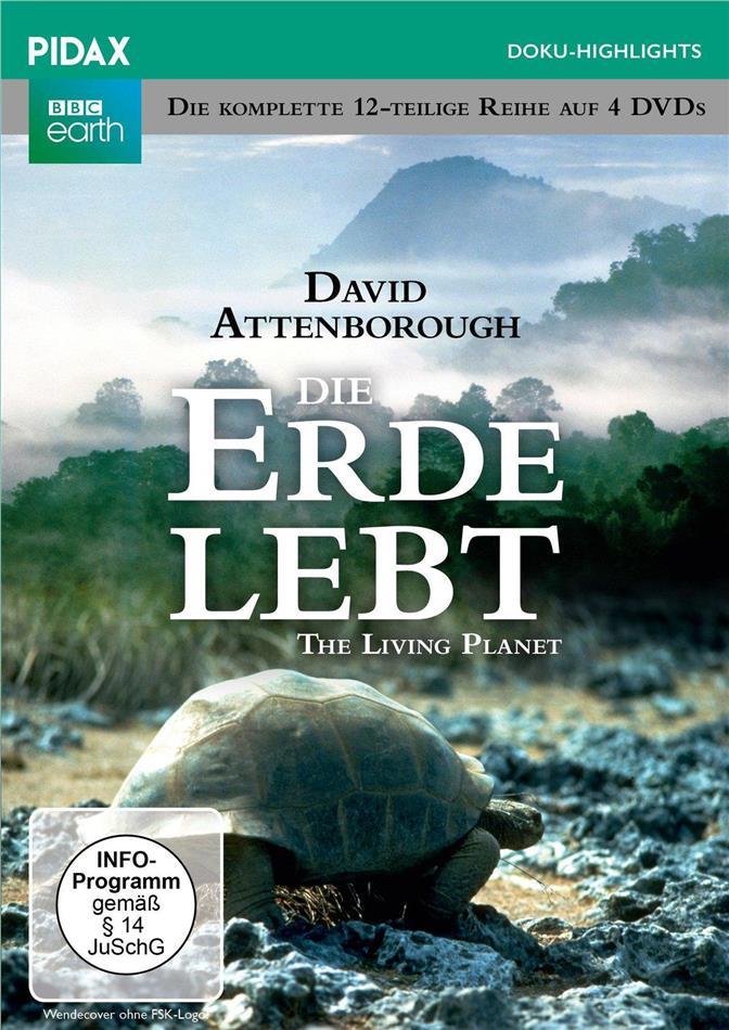 Die Erde lebt (1984) (Pidax Doku-Highlights, BBC Earth, 4 DVDs)