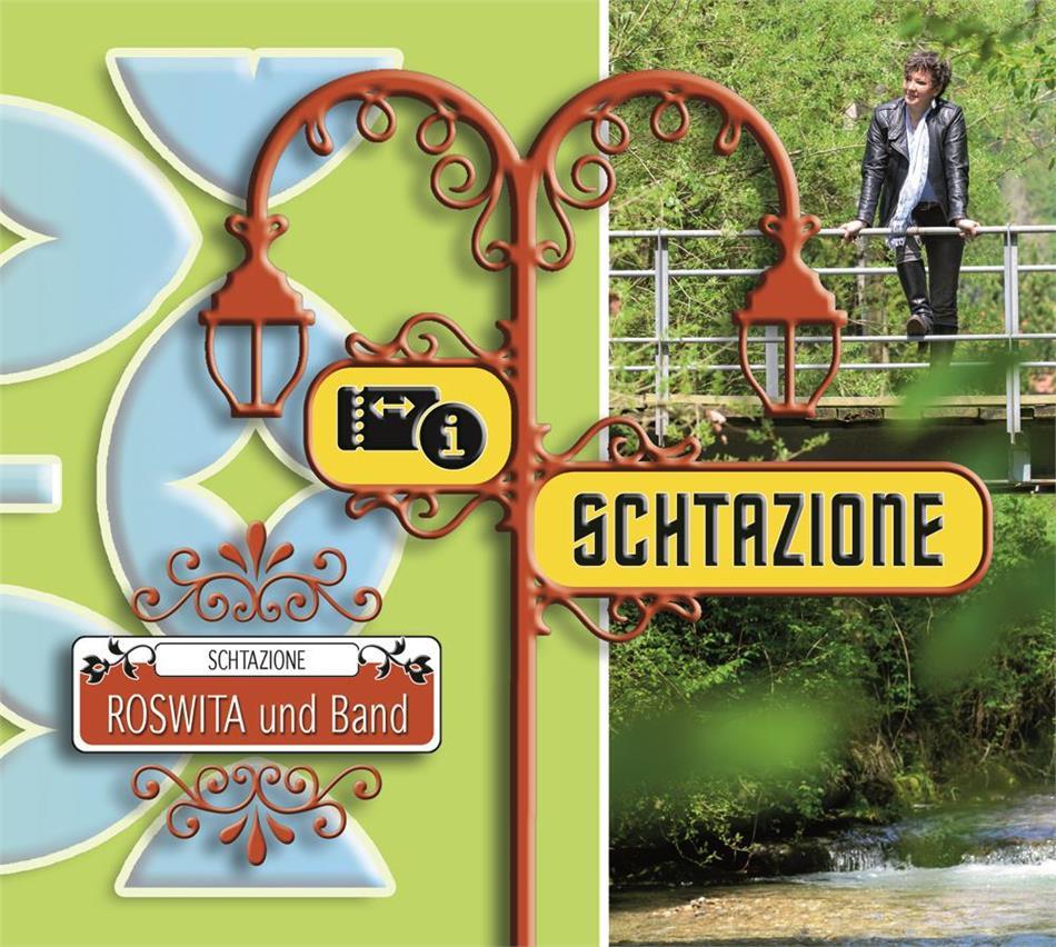 Roswita Und Band - Schtazione
