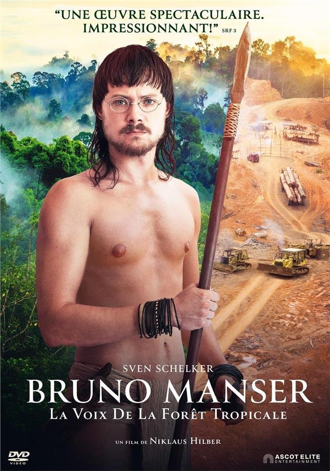 Bruno Manser - La voix de la forêt tropicale (2019)