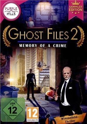 Ghost Files 2: Memory of a Crime (Sammler Edition)