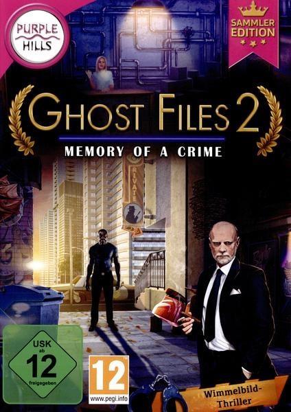 Ghost Files 2: Memory of a Crime (Sammler Edition)