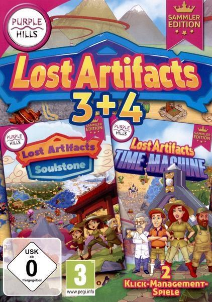 Lost Artifacts 3+4 (Sammler Edition)