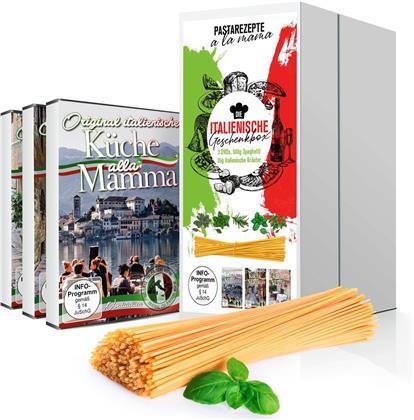 Pastarezepte A La Mama - Die Italienische Geschenkbox (3 DVDs)