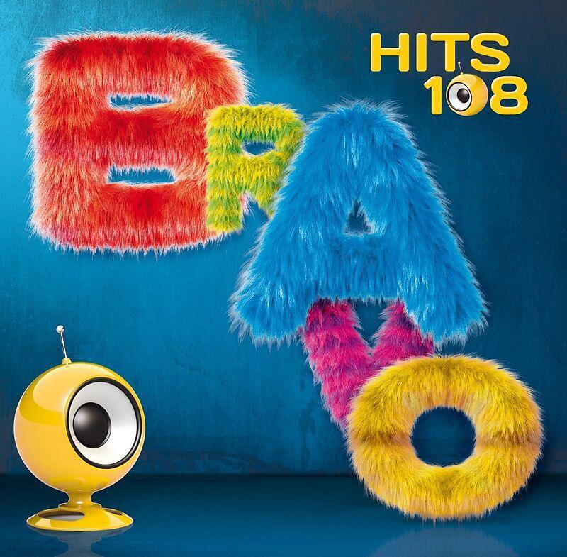 Bravo Hits Vol. 108 (Swiss Edition, 2 CDs)