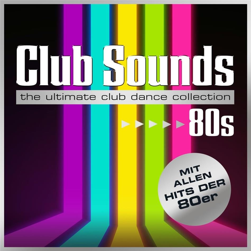 Various - Club Sounds 80s (3 CDs)