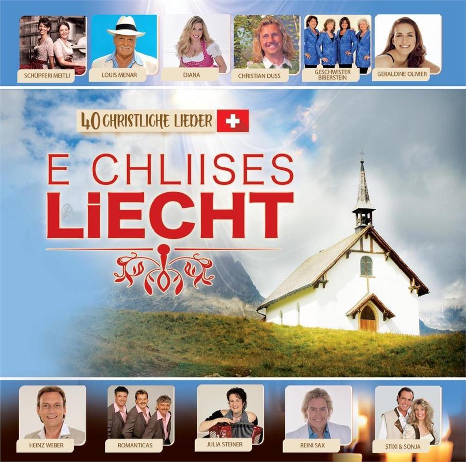 E chliises Liecht (40 christliche Lieder) (2 CDs)