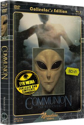 Communion - Die Besucher (1989) (Limited Collector's Edition, Mediabook, Blu-ray + DVD)