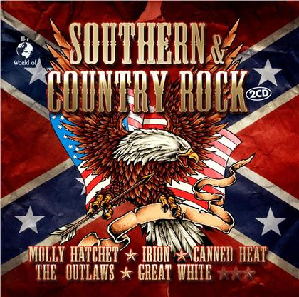 Various - Southern & Country Rock (2 CDs)