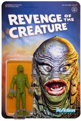 Universal Monsters Reaction - Revenge Of Creature