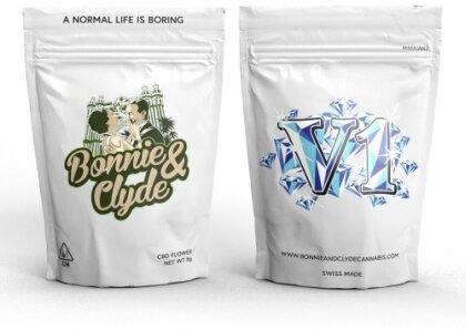 Bonnie & Clyde V1/Purple Haze (5g) - (23% CBD 0.9% THC)