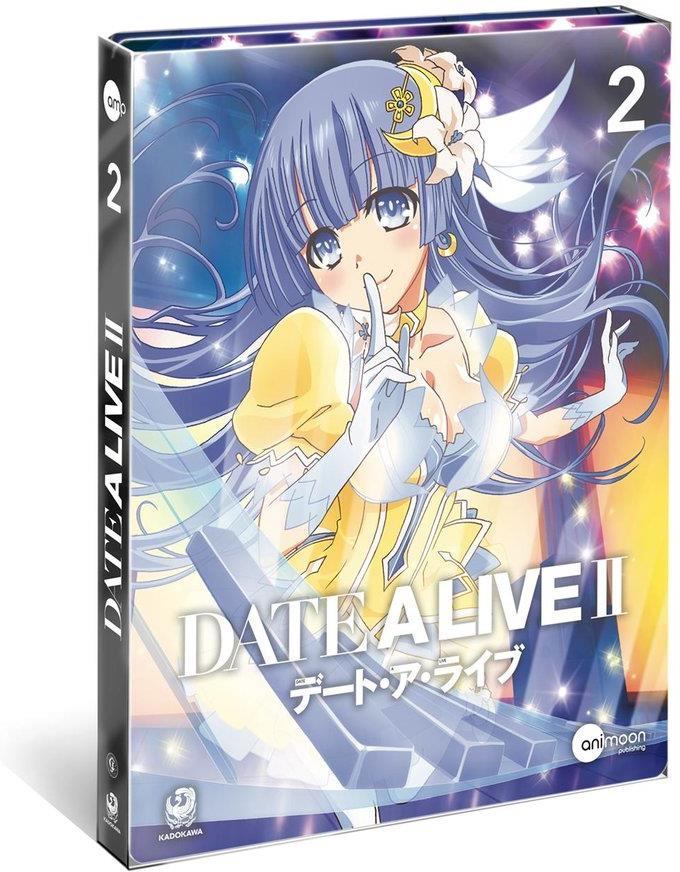 Date A Live - Staffel 2 - Vol. 2 (Limited Steelcase Edition)