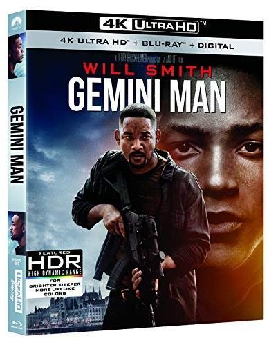 Gemini Man (2019) (4K Ultra HD + Blu-ray)